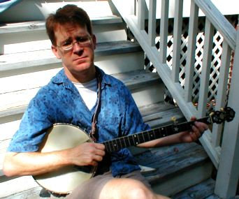 Bobb Head teaches bass at PickNBow acoustic folk music camp in the Piedmont of NC